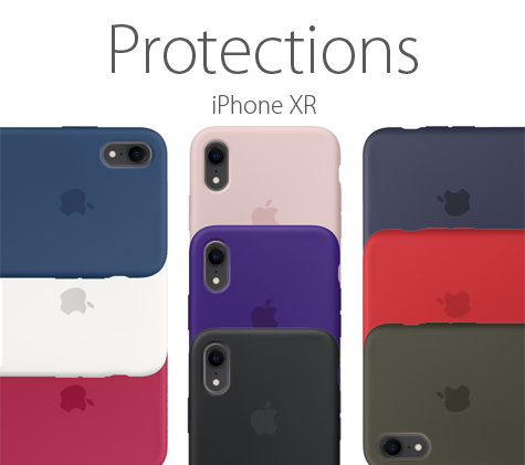 Protections pour iPhone XR
