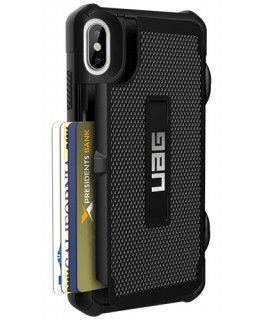 UAG Trooper iPhone XS Max Noir