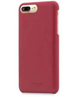 Knomo Coque Snap-On iPhone 7/8 Plus - Rouge