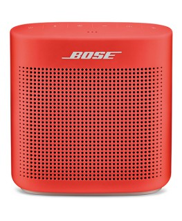Bose Enceinte Bluetooth SoundLink Color II Rouge
