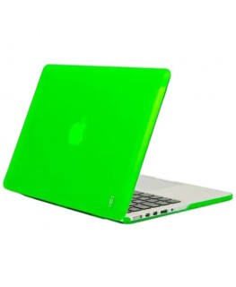 Aiino coque de protection vert mat MacBook Pro Retina 15""