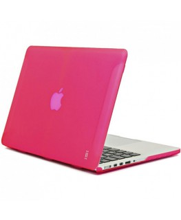Aiino coque de protection rose mat MacBook Pro Retina 15""