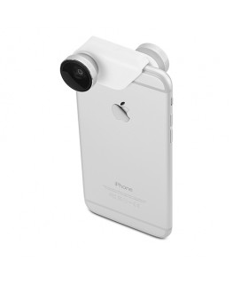 olloclip objectif 4-en-1 iPhone 6/6 Plus Or/Blanc