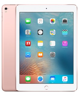 iPad Pro 9,7 pouces 128 Go Wi-Fi + Cellular Or rose