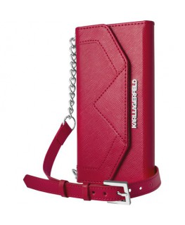 Karl Lagerfeld Clutch Classic rouge Iphone 6/6s Plus