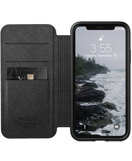 Nomad Rugged Folio iPhone X/XS Noir