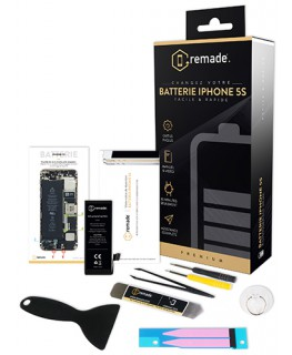 Remade Kit de réparation batterie iPhone 5s