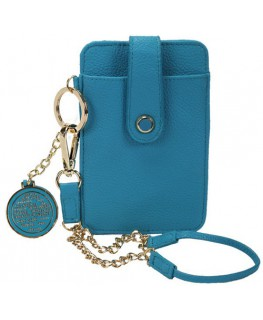Tyla Rae Pochette Pixie Turquoise pour iPhone