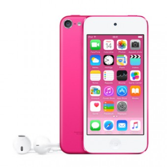 iPod touch 128 Go rose