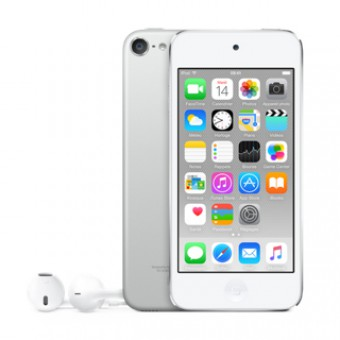 iPod touch 128 Go argent