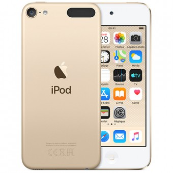 iPod touch 32 Go - Or