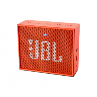 JBL Enceinte Bluetooth GO orange