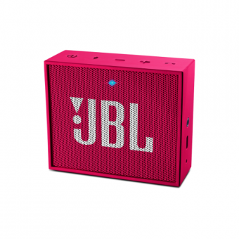 JBL Enceinte Bluetooth GO rose