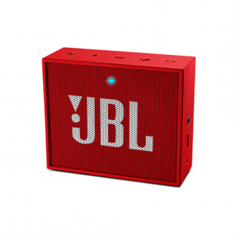 JBL Enceinte Bluetooth GO rouge