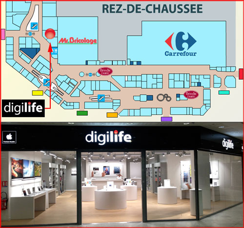 Digilife Guadeloupe