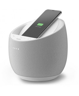Belkin Enceinte SoundForm Elite by Devialet avec chargeur à induction intégré
