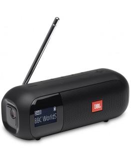 JBL Enceinte Tuner 2 Bluetooth avec radio DAB/FM - Noir
