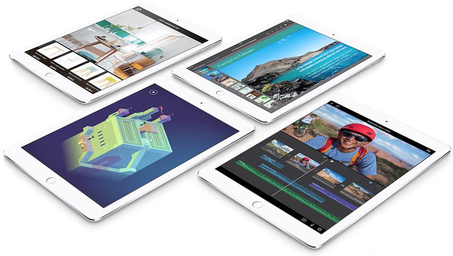 Voir tous les iPad