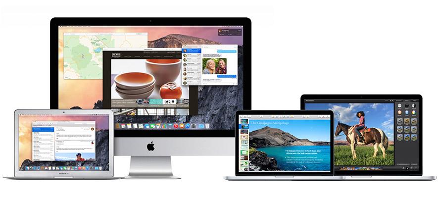 Voir tous les Mac